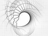 image of human soul  - Geometry of Soul series - JPG