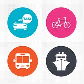 picture of ship  - Circle buttons - JPG