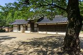 image of korean  - Heo Gyun and Heo Nanseolheon Memorial Park in gangneung south korea taken during summer - JPG