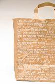 foto of reusable paper shopping bag  - Paper bag - JPG