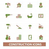 pic of elevator icon  - construction isolated icons - JPG