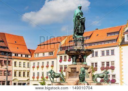 Freiberg Old Town