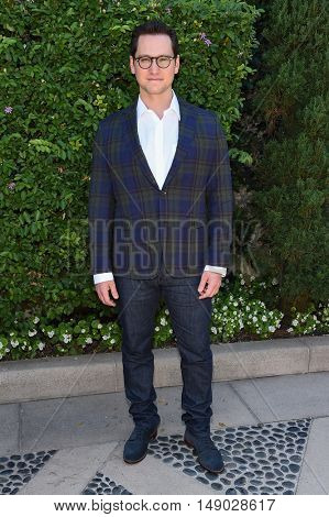 LOS ANGELES - SEP 25:  Matt McGorry arrives to The Rape Foundation Annual Brunch on September 25, 2016 in Beverly Hills, CA
