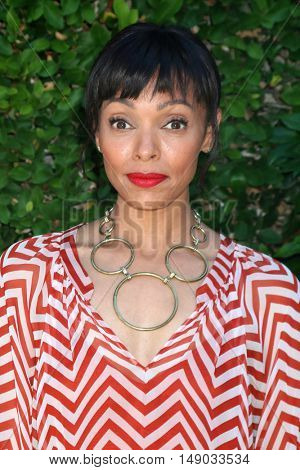 LOS ANGELES - SEP 25:  Tamara Taylor at the The Rape Foundation's Annual Brunch at the Private Residence on September 25, 2016 in Beverly Hills, CA