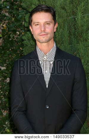 LOS ANGELES - SEP 25:  Jason Behr at the The Rape Foundation's Annual Brunch at the Private Residence on September 25, 2016 in Beverly Hills, CA
