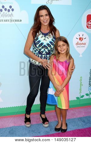 LOS ANGELES - SEP 24:  Rosa Blasi, Kaia Finn at the 5th Annual Red Carpet Safety Awareness Event at the Sony Picture Studios on September 24, 2016 in Culver City, CA