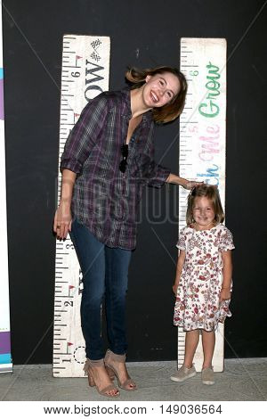 LOS ANGELES - SEP 24:  Kaitlin Riley, Riley Grace Vilasuso at the 5th Annual Red Carpet Safety Awareness Event at the Sony Picture Studios on September 24, 2016 in Culver City, CA
