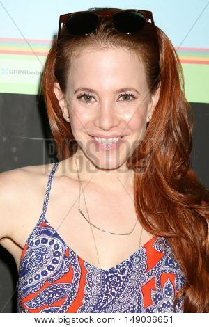 LOS ANGELES - SEP 24:  Amy Davidson at the 5th Annual Red Carpet Safety Awareness Event at the Sony Picture Studios on September 24, 2016 in Culver City, CA