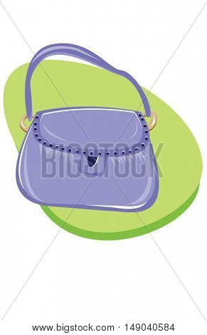 retro women's purse