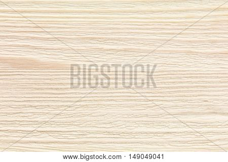 Natural Pine Wooden Board Textured Background