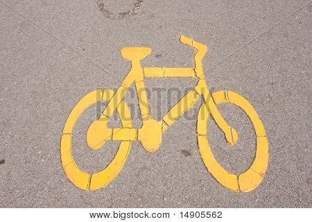 Bicycle Symbol..