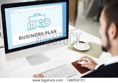 Business Plan Strategy Operation Concept