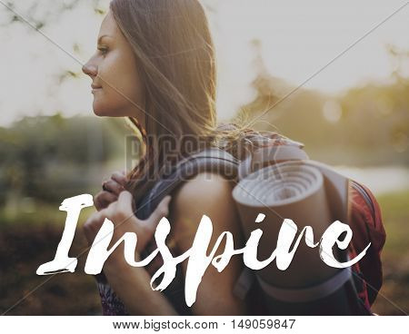 Inspire Motivation Aspirations Inspiration Influencing Concept