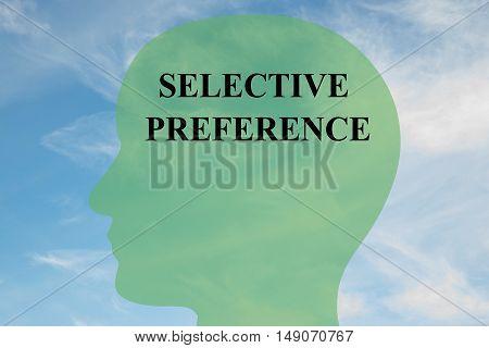 Selective Preference - Mental Concept