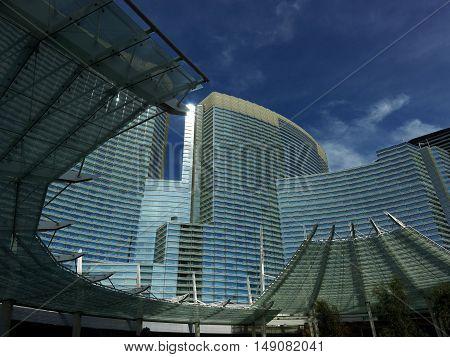 Las Vegas - Modern Architecture
