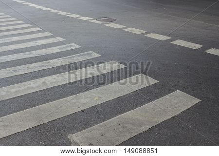 Crosswalk Pattern