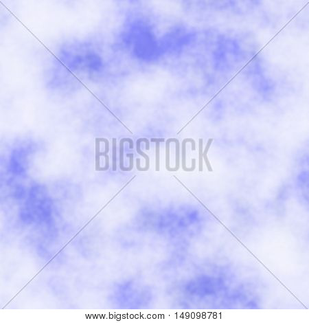 Computer generated cloudy sky background image backdrop