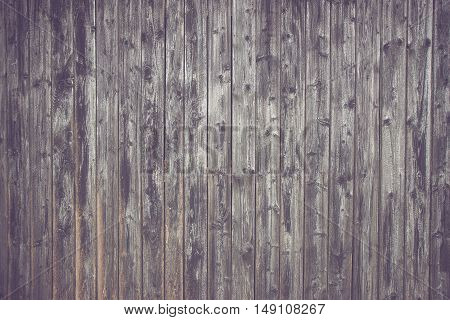 Textured Wooden Plank Background