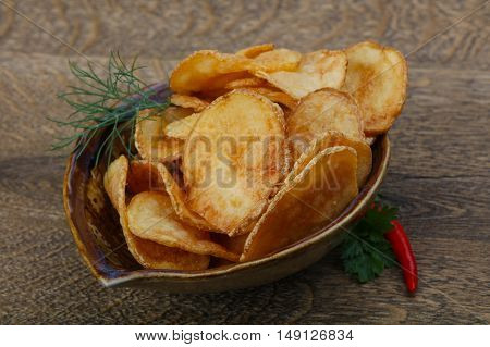 Natural Potato Chips