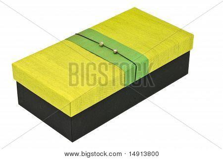 Green Silk Box.