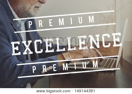 Business Excellence Approved Plan Planning Concept