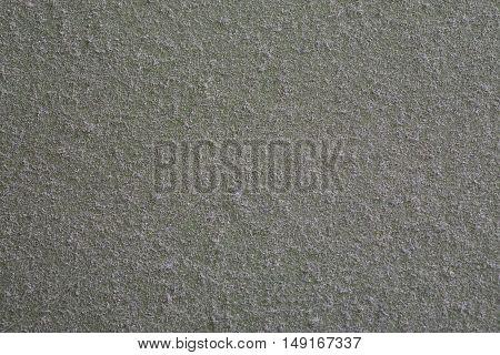 Dusty Surface Close-up Macro Shot