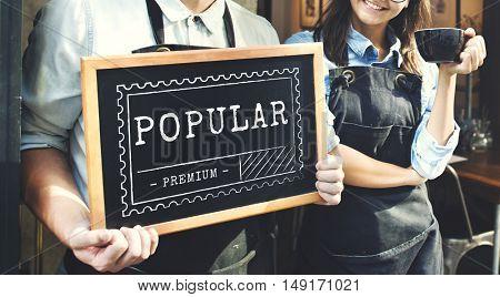 Best Choice Seller Product Merchandise Marketing Concept