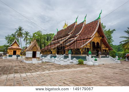 wat Xieng Thong in Luang Prabang , Laos