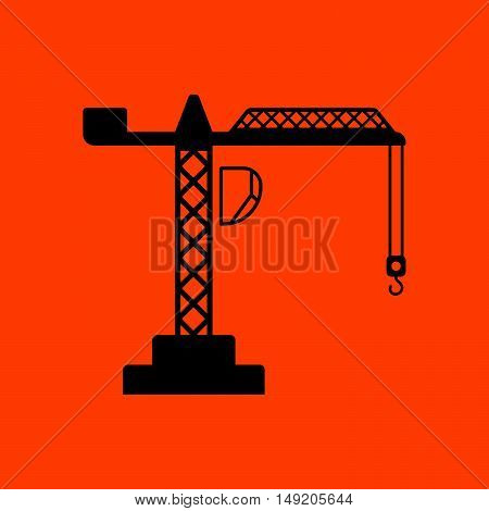 Icon Of Crane