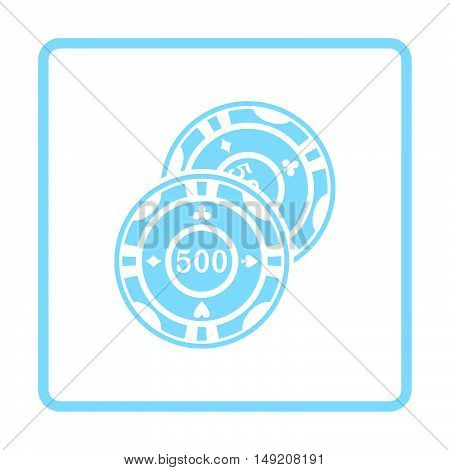 Casino Chips Icon
