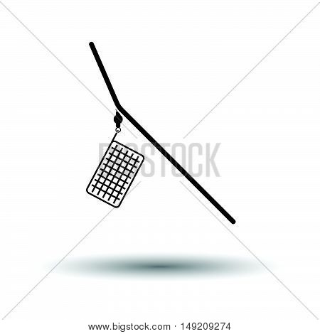 Icon Of  Fishing Feeder Net