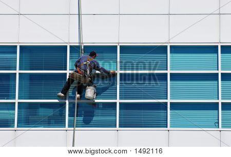 Ein Fenster-Reiniger-Jpg