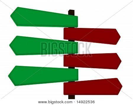 Directional Board