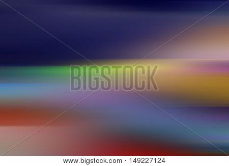 color full motion blur texture & illustration background rainbow