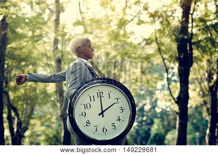 Alarm Timing Clock Schedule Punctual Time Concept