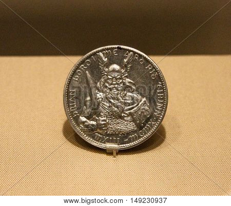 Viking Coins, Old Viking Expired Coin, Silver