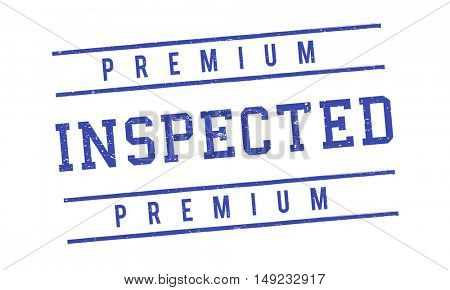 Inspected Approval Regulations Selection Graphic Concept
