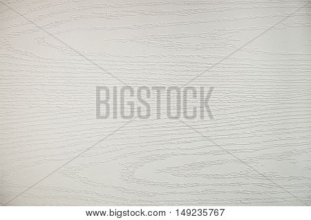 White wooden floor background texture close up