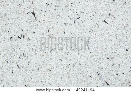 Quartz surface for bathroom or kitchen white countertop. High resolution texture and pattern.