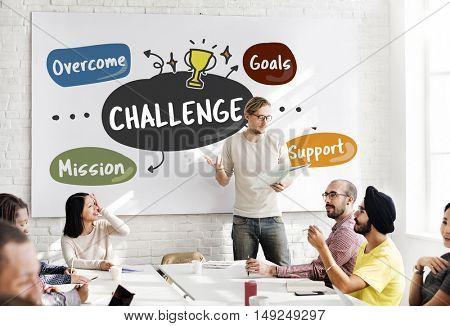 Challenge Competition Goals Improvement Mission Concept