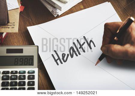 Health Well being Wellness Hygiene Concept
