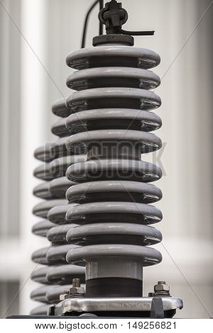 Electrical Insulators for high voltage power lines