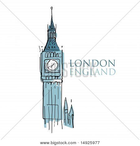 Big Ben London England