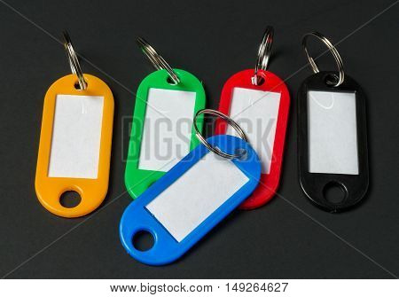 Collection Of A Key Fob