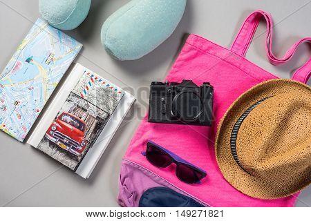 Travel Mock Up