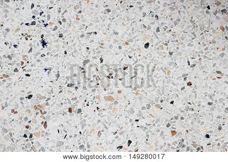 Stone wall texture Terrazzo floor Marble for background