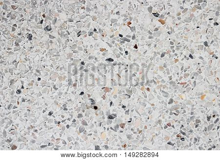 Stone wall texture Terrazzo Marble floor for background