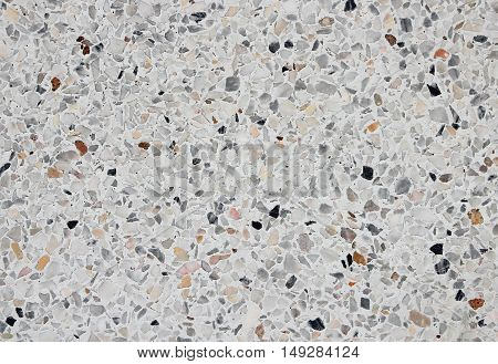 Terrazzo Floor texture stone background marble pattern and color