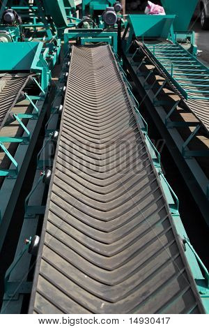 Conveyor Belt For Agricultural Products