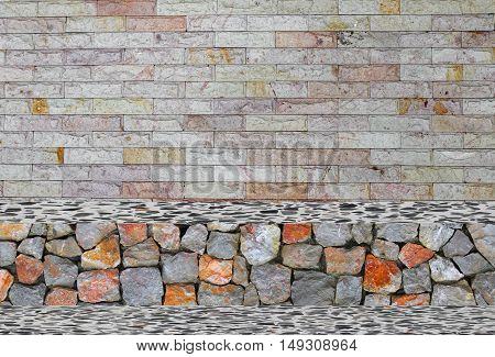 stone wall textureTerrazzo Floor Background. The pattern and colors : space for add text above and may be used as background :